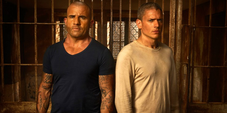 Win Prison Break Season 5 On DVD