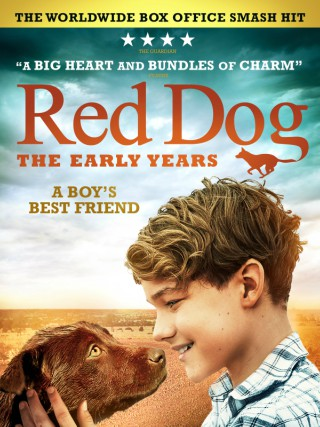 Red Dog The Early Years Uk Premiere Festival