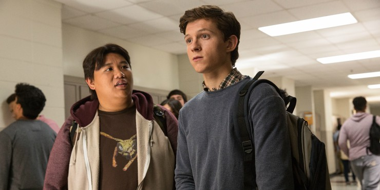Film Review 3- Spider-Man: Homecoming (2017)