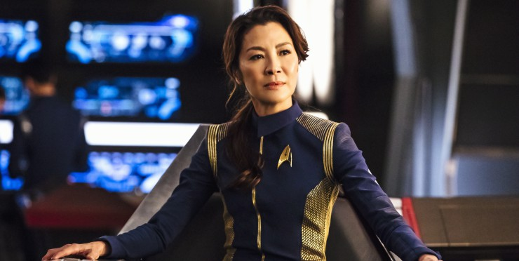 In New Star Trek Discovery Trailer And Images Something Lurks At The Edge Of Federation Space