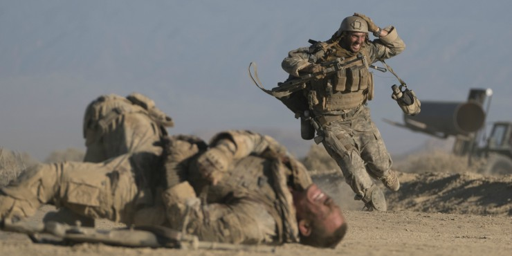 Doug Liman's The Wall UK Trailer Pits Aaron-Taylor Johnson With A Sniper