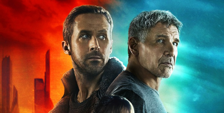 Meet The Main Cast In New Blade Runner 2049 Poster