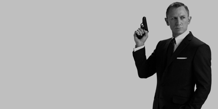 James Bond 25 Got A Title With A Blind Villain?
