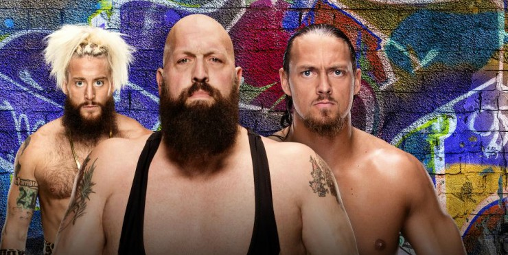 WWE Summerslam 2017 Preview: Big Show VS Big Cass