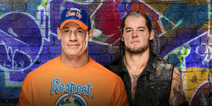 WWE Summerslam 2017 Preview: John Cena VS Baron Corbin