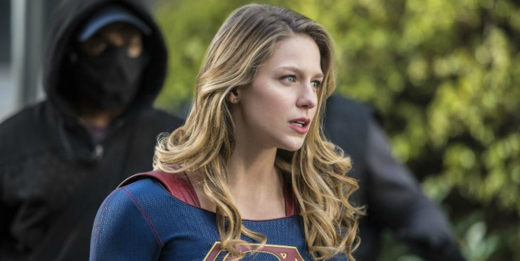 WIN SUPERGIRL: THE COMPLETE SECOND SEASON ON DVD