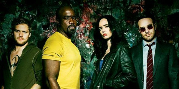 Marvel's The Defenders 'Assemble' In New Featurette