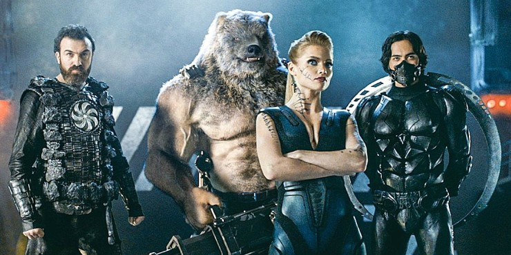 Win The Guardians On Blu-ray