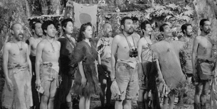 Win Josef von Sternberg's The Saga Of Anatahan Masters Of Cinema Blu-ray