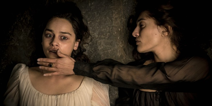 Win Voice From The Stone On DVD Starring Emilia Clarke