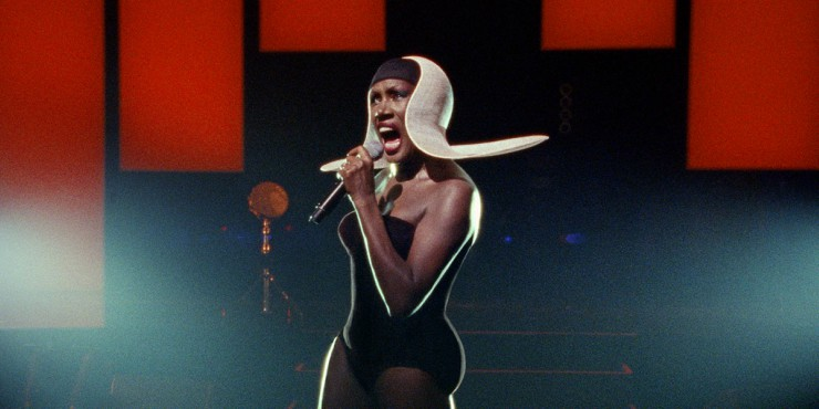 Step Into A Mind Of An Icon Grace Jones: Bloodlight and Bami  Trailer