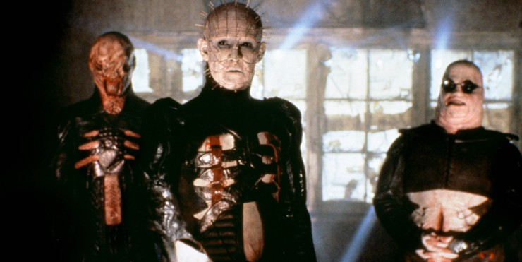 Hellraiser Returning To Cinemas In October, Arrow Releasing Special Edition Blu-ray