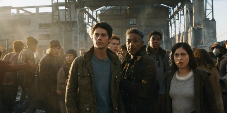 Run For Your Life In New Maze Runner: The Death Cure Clip