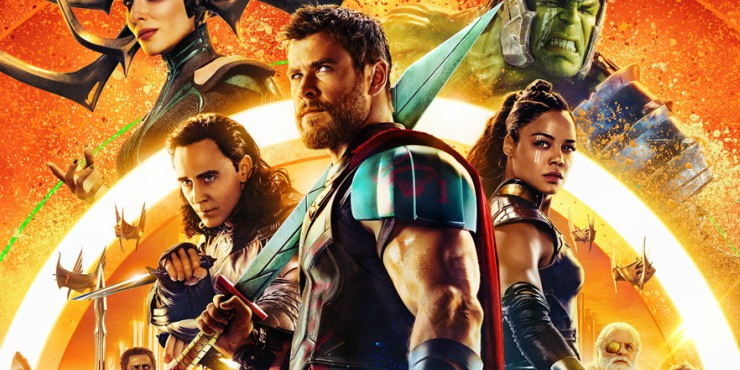 New Thor: Ragnarok Poster Encourages You To Watch It In IMAX