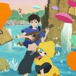 Anime Review – Lu Over The Wall (Yoake Tsugeru Lu no Uta)