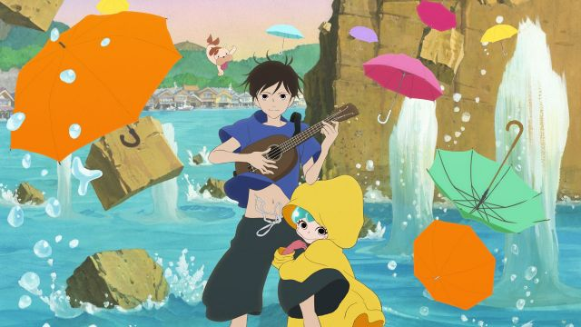 Anime Review – Lu Over The Wall (Yoake Tsugeru Lu no Uta)