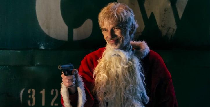 Ho! Ho! No! Win Bad Santa 2 On Blu-ray