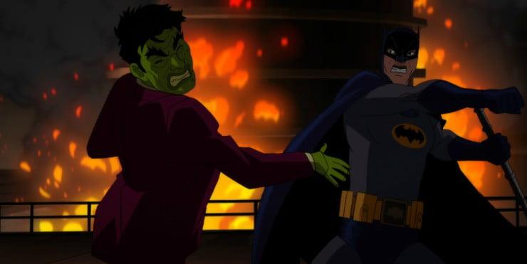 The Best Voice Actors in Pop Culture (BATMAN VS. TWO-FACE)