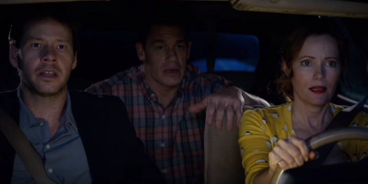 John Cena Tries To Stop 'Cherries Poppin' In Blockers UK Red Band Trailer