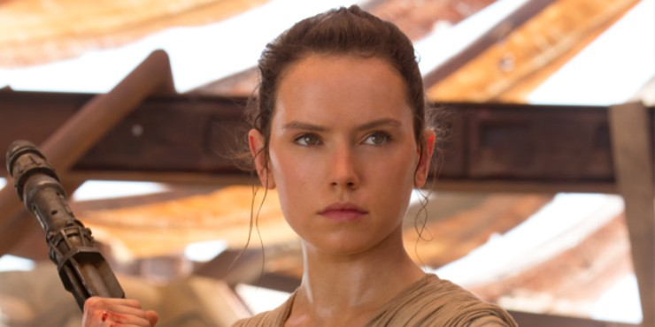 Daisy Ridley Goes Blonde In First Chaos Walking Image