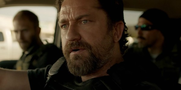 Gerard Butler Feels The 'Heat' In First Den Of Thieves Trailer