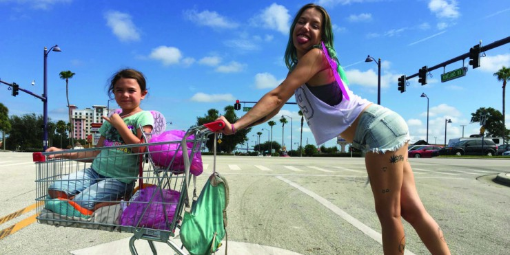 Watch Enchanting The Florida Project  UK Trailer
