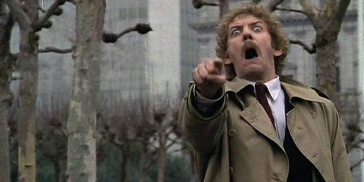 31 Days Of Horror (Day 5) -Invasion Of The Body Snatchers (1978)