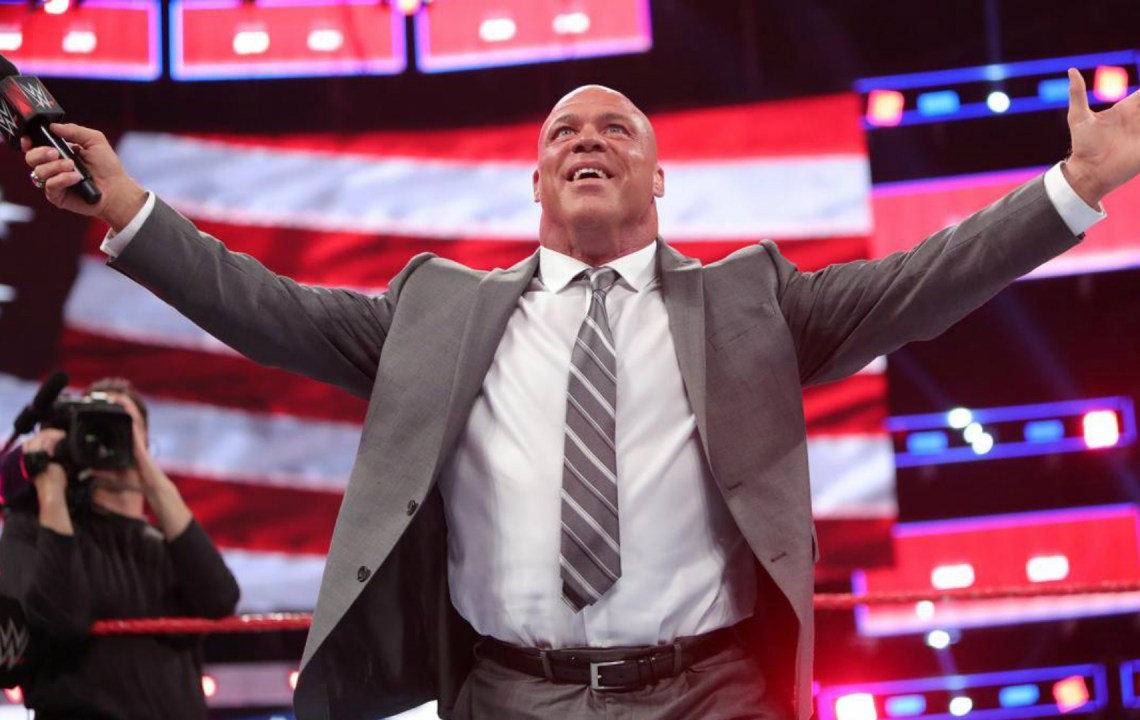 Kurt Angle: The Ultimate Road To Redemption