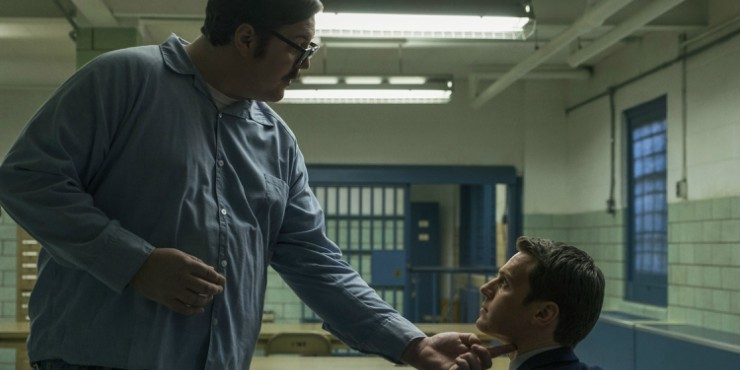 Netflix's Mindhunter New Trailer Loves Psycho Killer' Minds