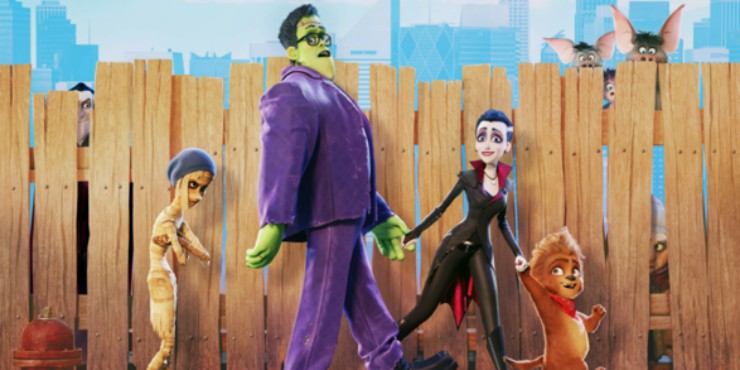 Unhappy Families Are Cursed In Monster Family UK Trailer