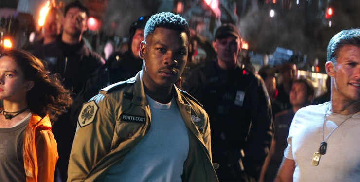 'Rise Up!' And Watch Pacific Rim: Uprising First Trailer!