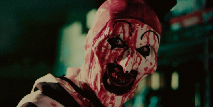 Watch Terrifier UK Trailer 'Art Of Clowning' Has It's New 'Terrifying Master'
