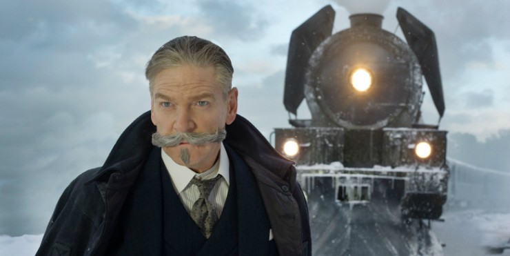 Go Behind The Scenes In New Murder On The Orient Express Featurette