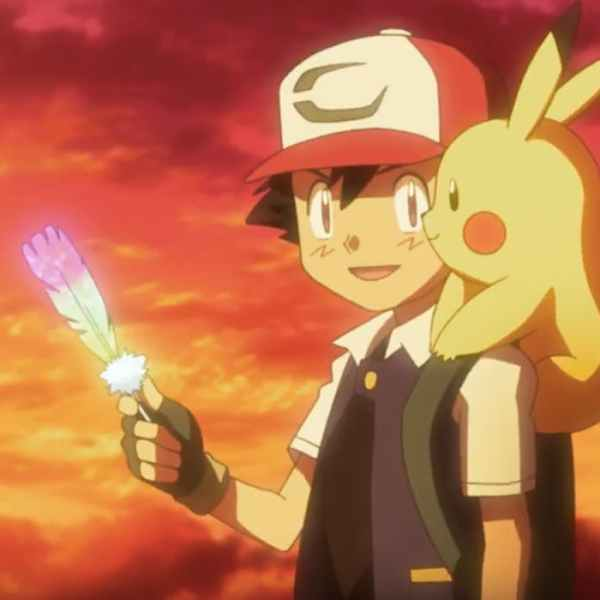 Anime Review – Pokémon The Movie: I Choose You!