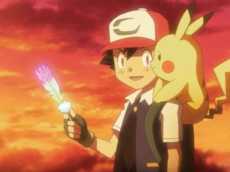 Anime Review – Pokémon The Movie: I Choose You!