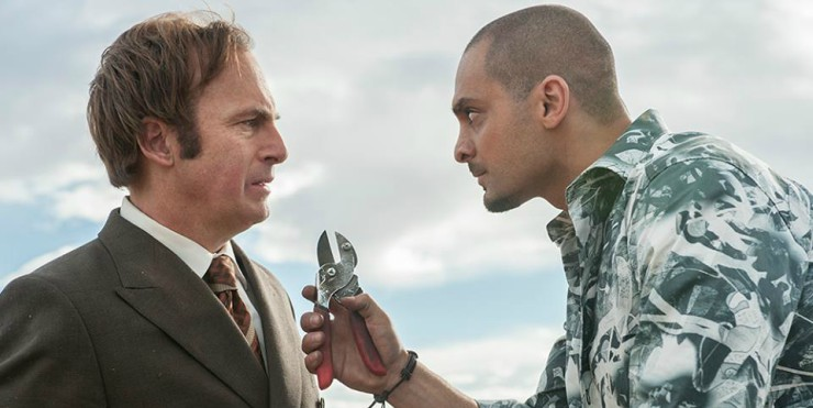 Win Better Call Saul Season Three On Blu-Ray