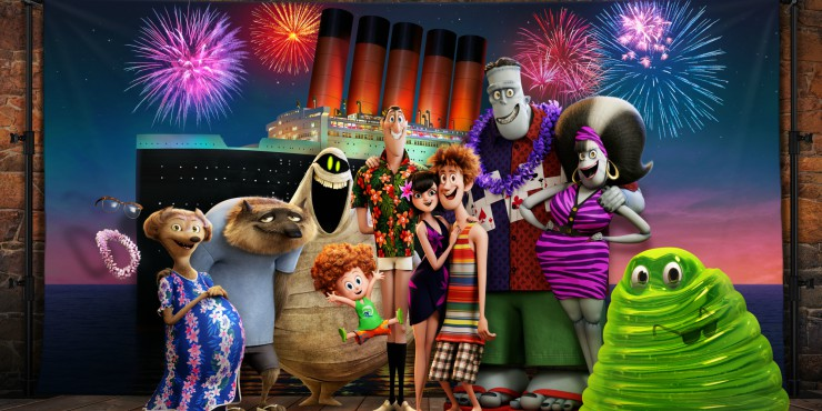 Drac Needs A Holiday In Hotel Transylvania 3: A Monster Vacation UK Trailer