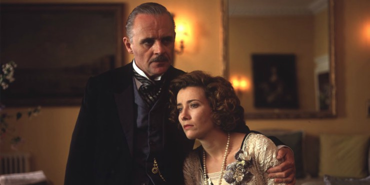 Win Howard's End 25th Anniversary Edition On Blu-ray Starring Anthony Hopkins