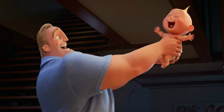 Incredibles 2 Clips All About Jack-Jack And Other Dimensions