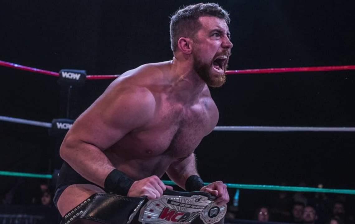 Joe Hendry: The prestige of British wrestling in 2017