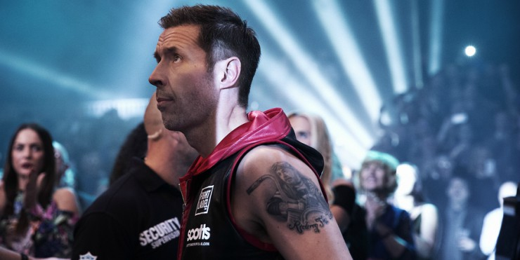 Watch The Heartwarming UK Trailer For Journeyman Starring Paddy Considine