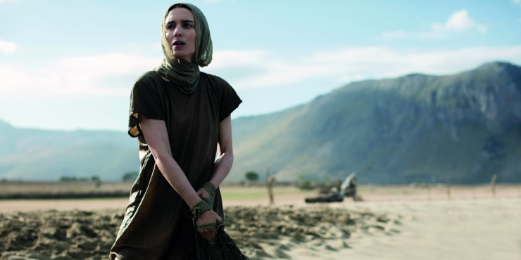 Rooney Mara Is An 'Outcast' In Mary Magdalene First Trailer