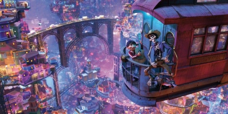 Pixar's Coco Moments Worth Paying For Trailer Is A Land Of Magical Moments