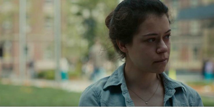 New Stronger Clips Show Two Sides Of Tatiana Maslany's Character