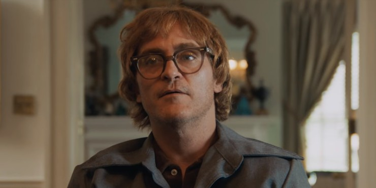 Watch Don't Worry, He Won't Get Far On Foot Trailer Starring Joaquin Phoenix