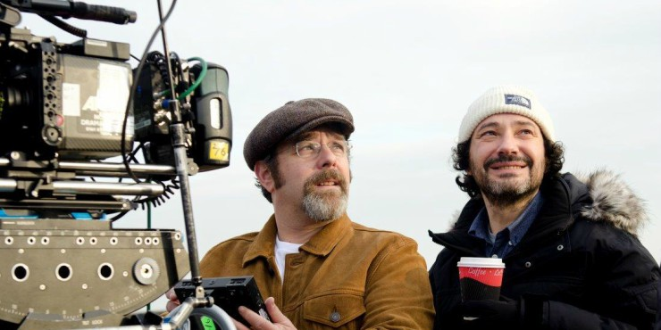 Frightfest Glasgow 2018 Interview –  Andy Nyman & Jeremy Dyson (Ghost Stories)