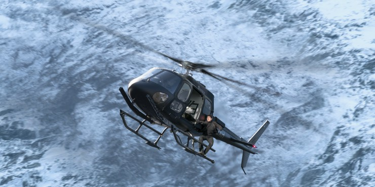 Mission Impossible 6 Gets Official Title Mission Impossible: Fallout