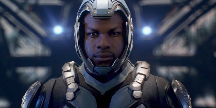 Pacific Rim: Uprising Second Trailer  The Jaegers Rise And Unite