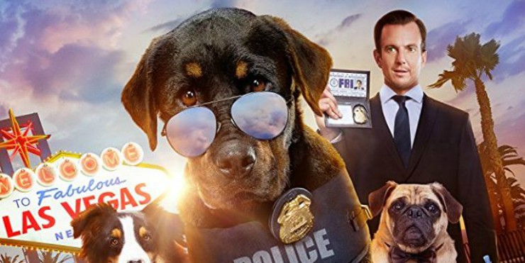 'Viva Paw Vegas' Dare Watch The Cringe worthy Show Dogs Trailer