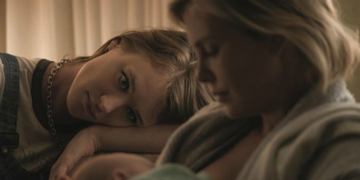 Tully Trailer Charlize Theron Tackles The Agony Of Motherhood